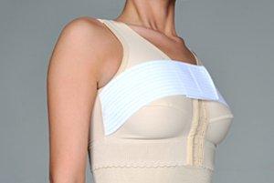 бандаж после увеличения грудины